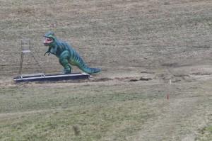 Tyrannosaurus Rex_ Bogensportverein Yspertal_WEB