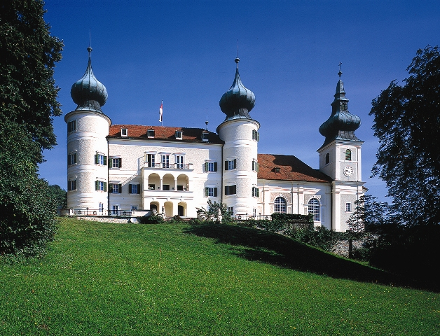 Schloss Artstetten (20 km)