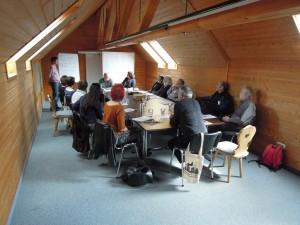 Seminarraum AtelierWEB